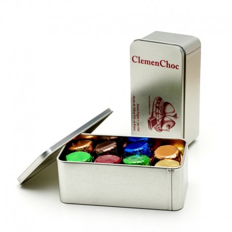 24 Assorted chocolates (Flavored EVOO)