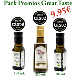 Pack Premios Great Taste 2019