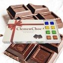 Chocolates filled with EVOO cream